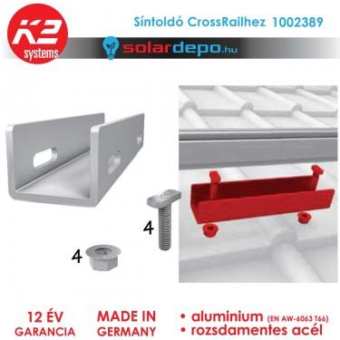 K2 Systems 1002389 síntoldó CrossRailhez