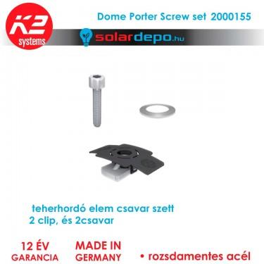 K2 Systems 2000155 Dome Porter csavar set
