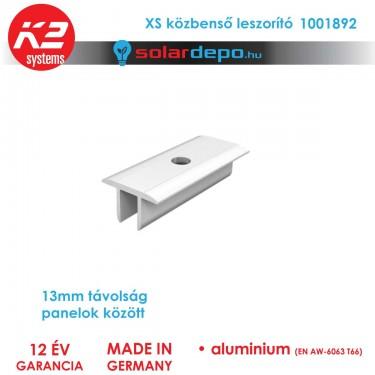 K2 Systems 1001892 XS közbenső leszorító elem