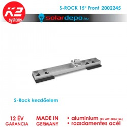 K2 Systems 2002245 S-Rock 15 Front