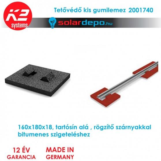 K2 Systems 2001740 Gumilemez kicsi