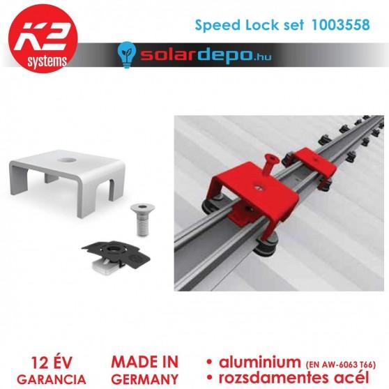 K2 Systems 1003558 Speed Lock set