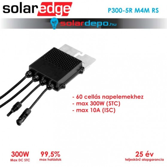 Solaredge P300 optimalizáló