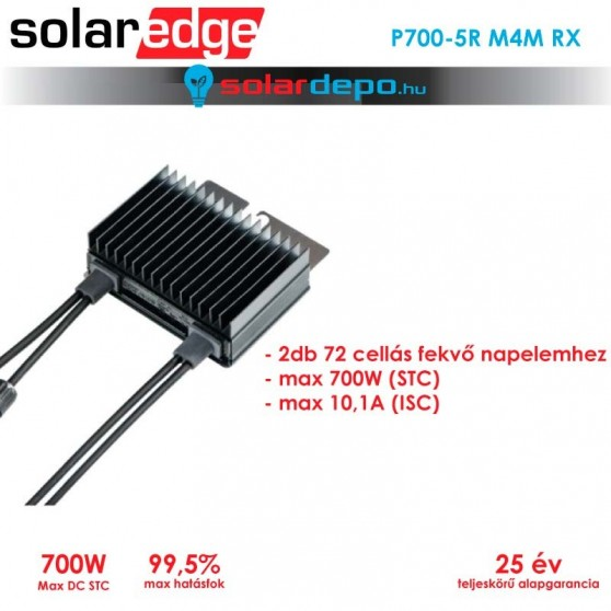 Solaredge P700 RX optimalizáló
