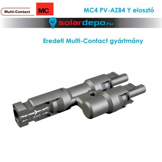 MultiContact MC4 Y elosztó PV-AZB