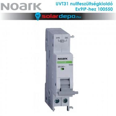 Noark UVT31 nullfeszültségkioldó kapcsoló