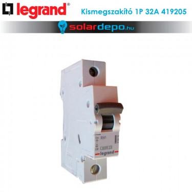 Legrand RX3 C32 kismegszakító