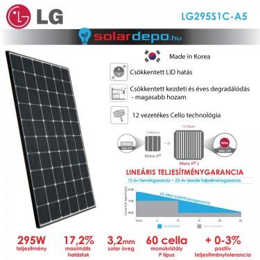 LG S1C-A5 295W