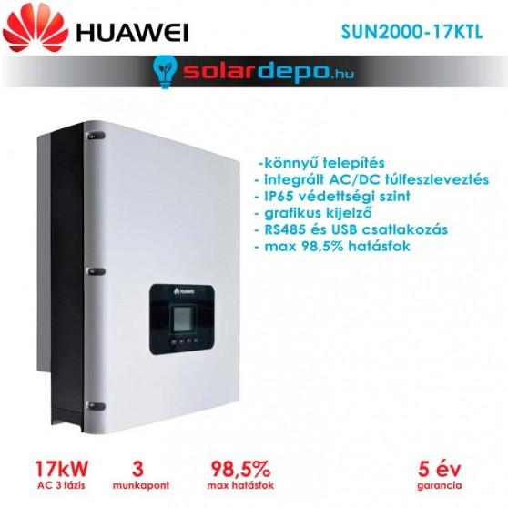 Huawei SUN2000-17KTL