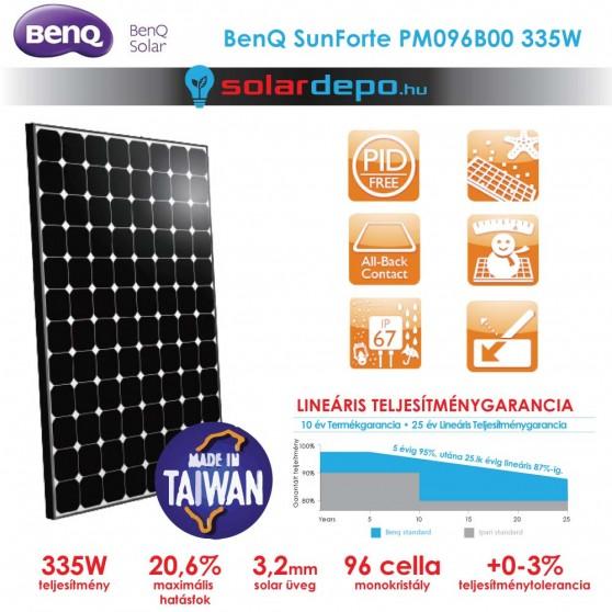 BenQ SunForte SF PM096B00 335W