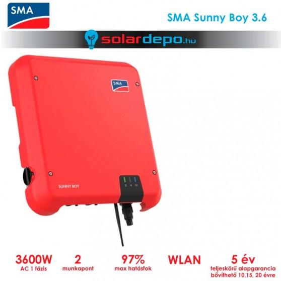 SMA Sunny Boy 3.6