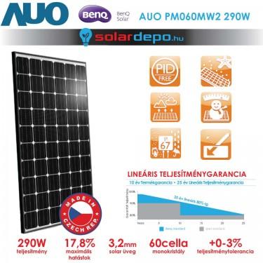 AUO (BenQ) SunVivo PM096MW2 290W