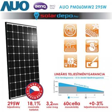 AUO (BenQ) SunVivo PM096MW2 295W