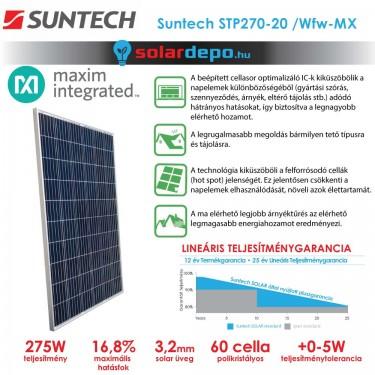 Suntech Maxim 275W