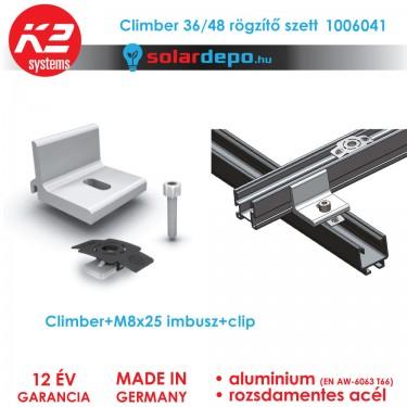 K2 Systems 1002286 Climber 36/48 szett