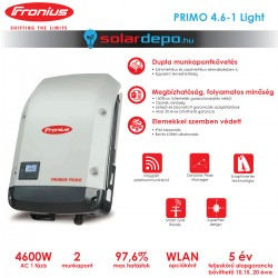 Fronius Primo 4.6-1 Light 2MPP