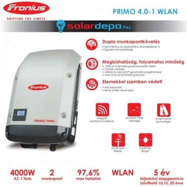 Fronius Primo 4.0-1 WLAN 2MPP