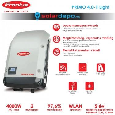 Fronius Primo 4.0-1 Light 2MPP