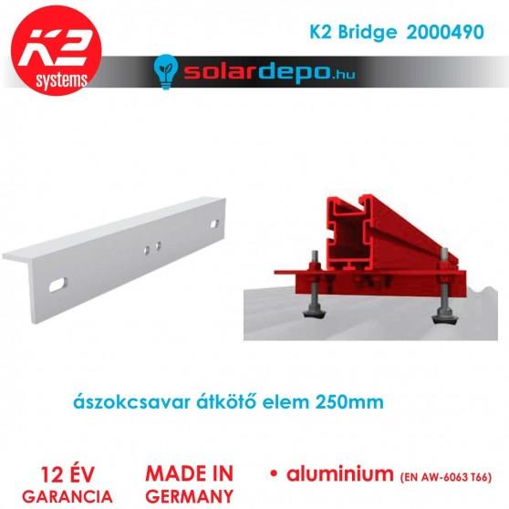 K2 Systems 2000490 Ászokcsavar átkötő Bridge