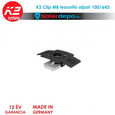 K2 Systems 1001643 Clip M8