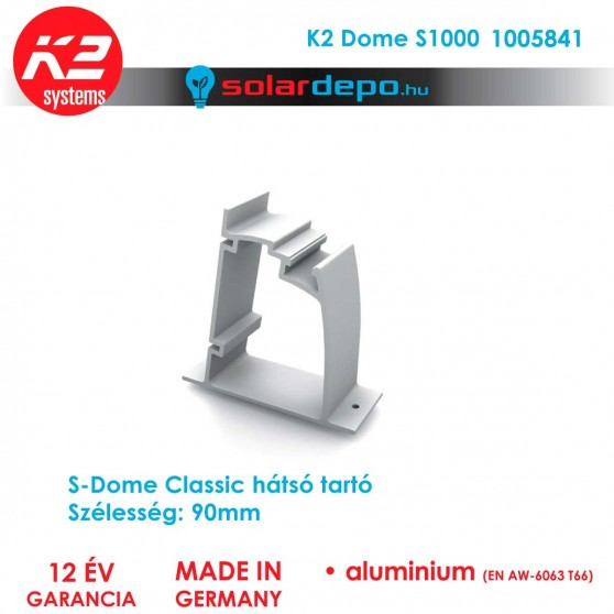 K2 Systems 1005841 Dome S1000