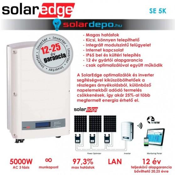 SolarEdge SE5K