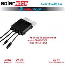 Solaredge P500 optimalizáló