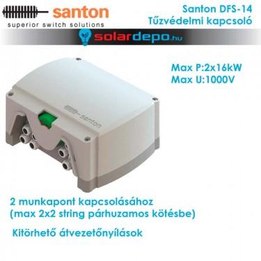 Santon DFS-14 tűzvédelmi kapcsoló