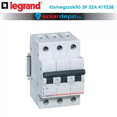 Legrand RX3 C32 3P AC kismegszakító