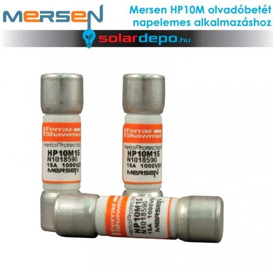 Mersen HP10M15 olvadóbetét 15A gPV