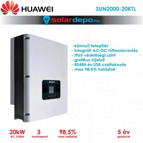 Huawei SUN2000-20KTL