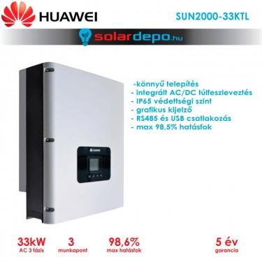 Huawei SUN2000-33KTL