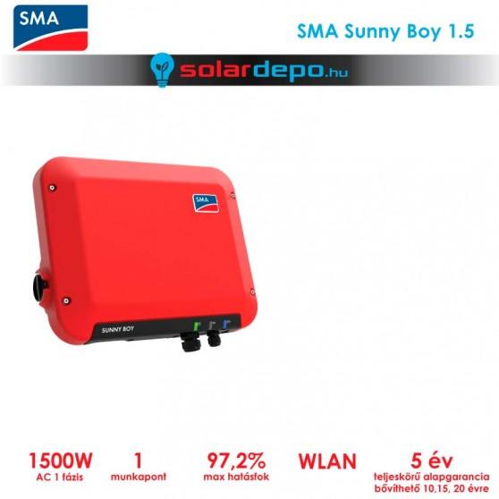 SMA Sunny Boy 1.5