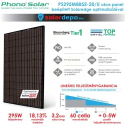 Phono Solar mono solaredge okospanel 295W