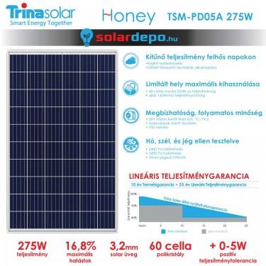 Trina Solar Honey PD05A 275W