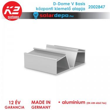 K2 Systems 2002847 D-Dome V központi kiemelő alapja