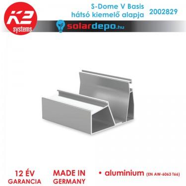 K2 Systems 2002829 S-Dome V Basis hátsó kiemelő alapja