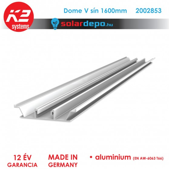 K2 Systems 2002853 Dome V sín 1600mm