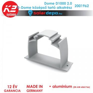 K2 Systems 2001962 D-Dome D1000 2.0 középső tartó alkatrész