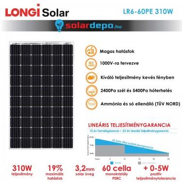 Longi Solar 310W mono