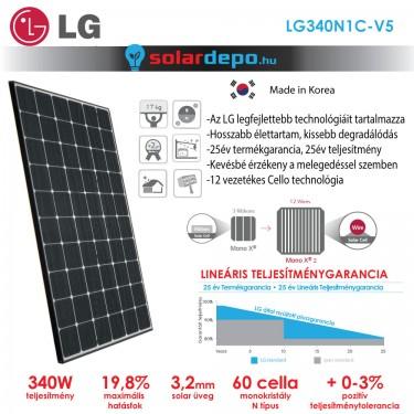 LG N1C-V5 340W