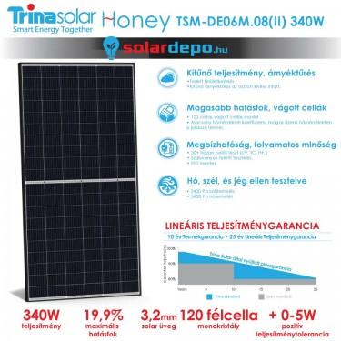 Trina Solar Honey DE06M.08 II 340W PERC