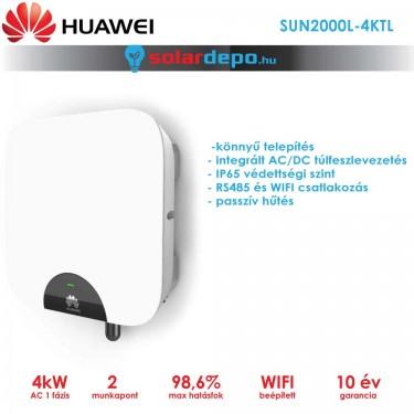 Huawei SUN2000L-4KTL