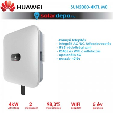Huawei SUN2000-4KTL M0