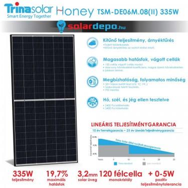 Trina Solar Honey DE06M.08 II 335W PERC