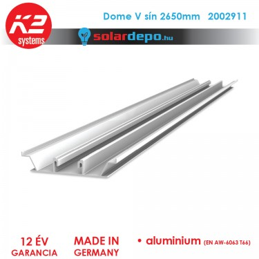 K2 Systems 2002911 Dome V sín 2650mm