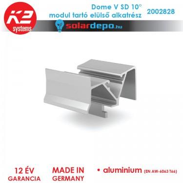 K2 Systems 2002828 Dome V SD modul tartó elülső