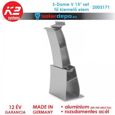 K2 Systems 2003171 Dome V 15° Set fő kiemelő elem