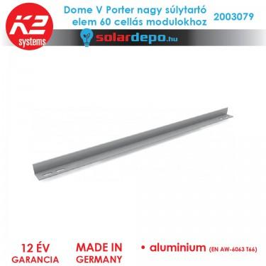 K2 Systems 2003079 Dome V Porter nagy súlytartó elem 60 cellás modulokhoz