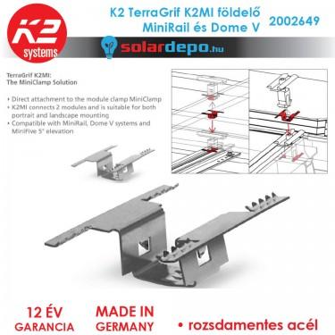 K2 Systems 2002649 K2 TerraGrif K2MI földelő